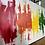 Thumbnail: Rainbow Abstract 4'x2'