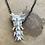 Thumbnail: Cat coccyx necklace