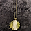 Thumbnail: Cat front paw necklace