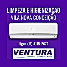 empresa limpeza higienização ar condicionado vila nova conceição