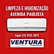 limpeza manutenção higienização ar condicionado split avenida paulista