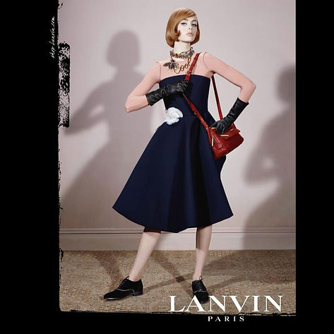 LANVIN Hiver 2013