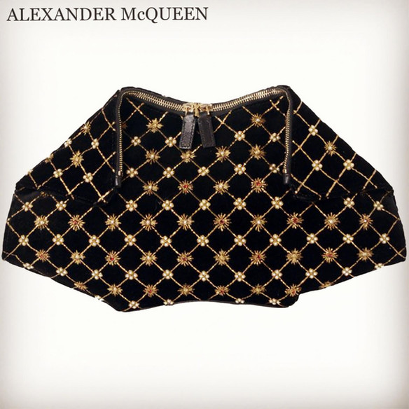 ALEXANDER McQUEEN(アレキサンダー ・マックイーン)レンタルバッグ