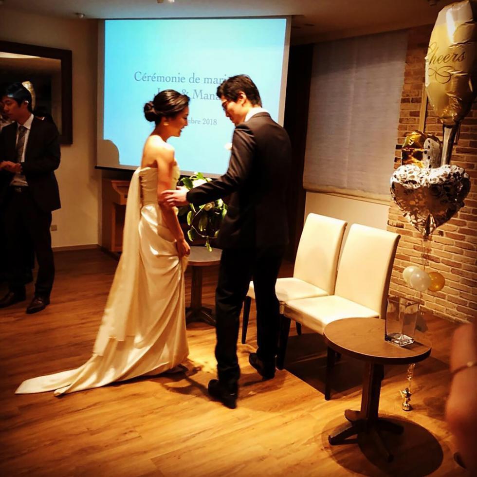 Vivienne Westwood Wedding