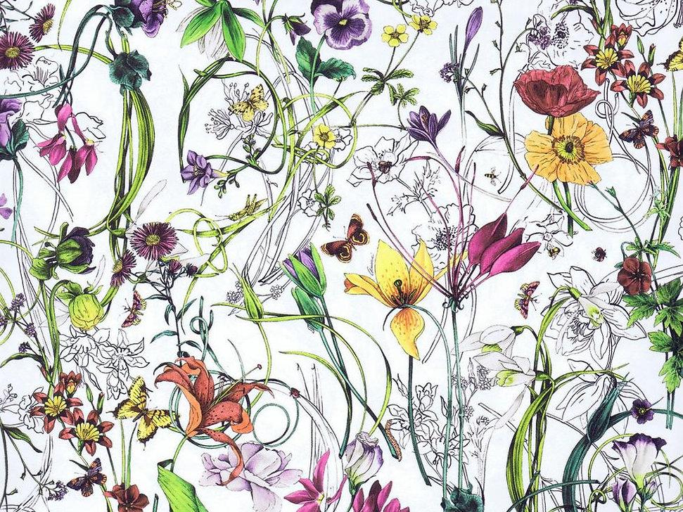 GUCCI Flora Collection × JOJO
