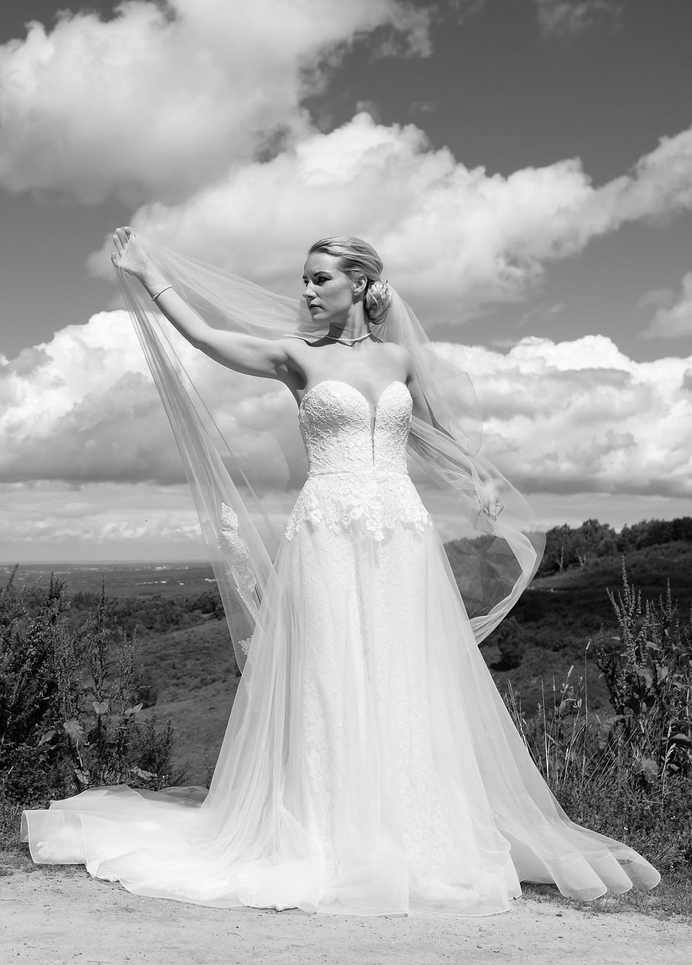 Mikaella dress 2152