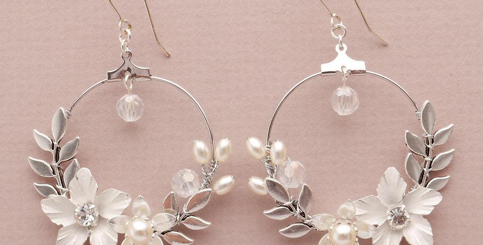 Starflower | Earrings by Miranda Templeton