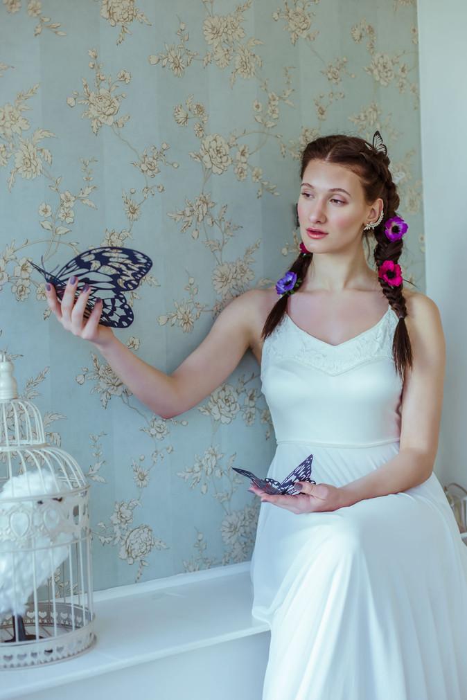3 Alternative Bridal Looks