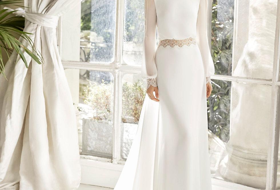 Marac | Boho Style Wedding Dress by Rosa Clara Couture