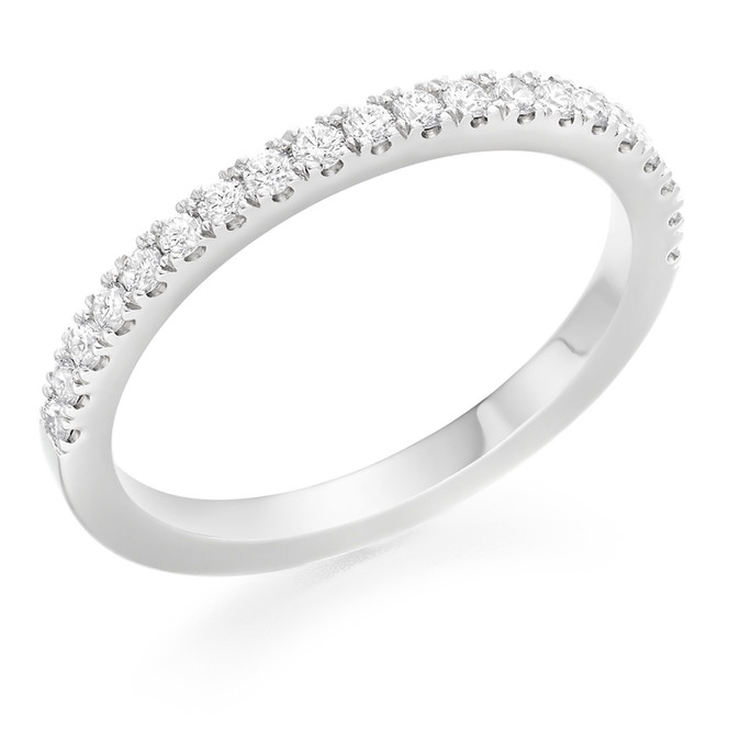 Finding the perfect wedding ring?