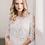 Thumbnail: Samara & Ingrid | Soft Sleek 2-Piece Wedding Dress by Wendy Makin