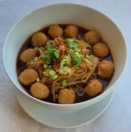25. Traditional Noodle Soup