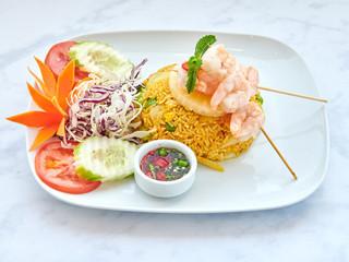 41. Pineapple Fried Rice