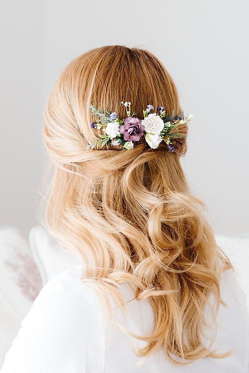 Haarkamm Blumenkranz Braut Hochzeit Haarkranz Blumen Haarschmuck Brautjungfern Oktoberfest Kranz Kopfschmuck Haarband kaufen