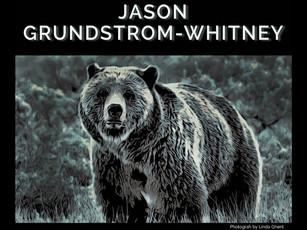 Literary Evening with Jason Grundstrom-Whitney