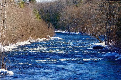 Grand Lake Stream, by Susan Moore