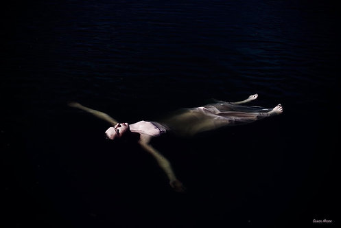 Ophelia, by Susan Moore