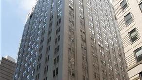 Art Deco Restoration in Manhattan's Financial District