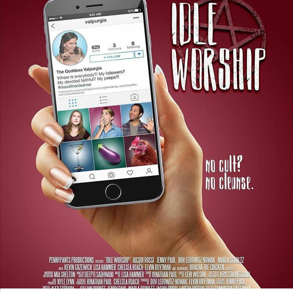 Idle Worship on Amazon