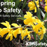 Spring into Safety with KSH Safety Services