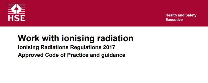 Click here to download the new Ionising Radiation ACOP