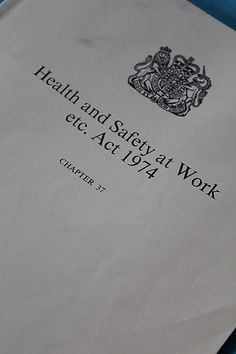 Health and Safety at Work etc Act