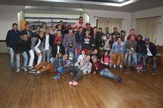 Copa Amigos teve festa final na casa do campeão: Amizade vibra em dose dupla