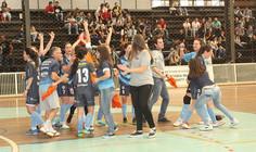Futsal Liga Caxiense: quartas de final no masculino. Feminino terá decisões dia 22