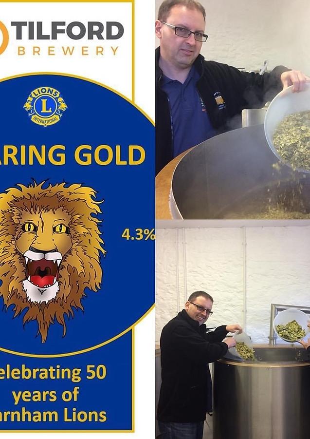 Celebrating 50 years of Farnham Lions