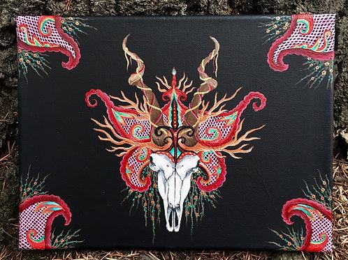 Antelope Headdress