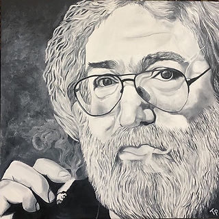 Repost of this awesome Jerry Garcia port