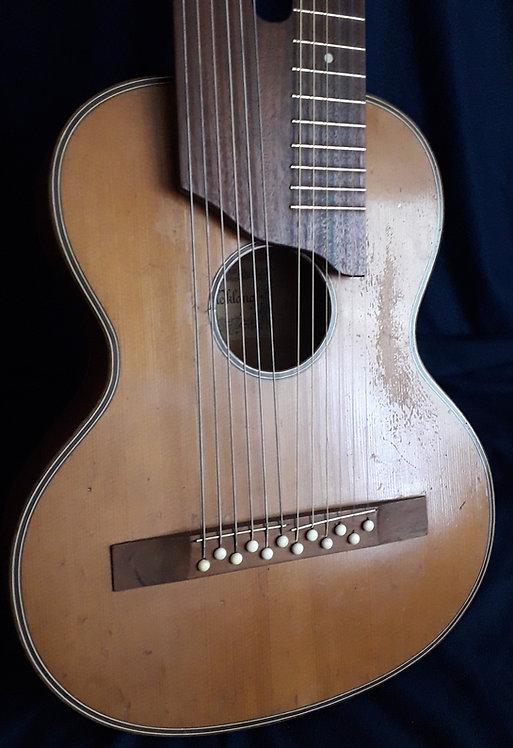 """""""Goldklang"""" Schrammel """"Contra-guitar"""" (1910-20)"""