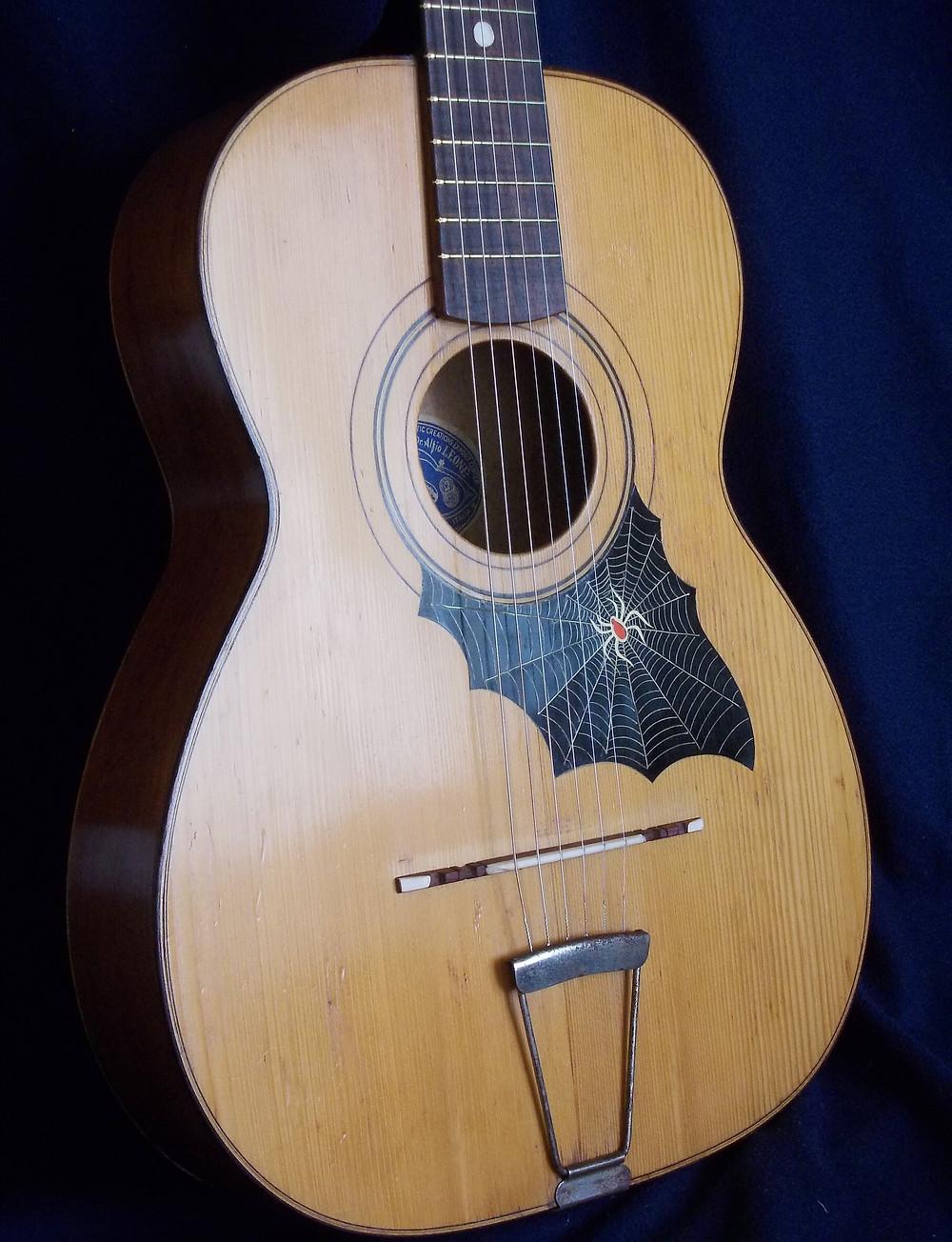 Guitarra Alfio Leone 1960 (Catania)