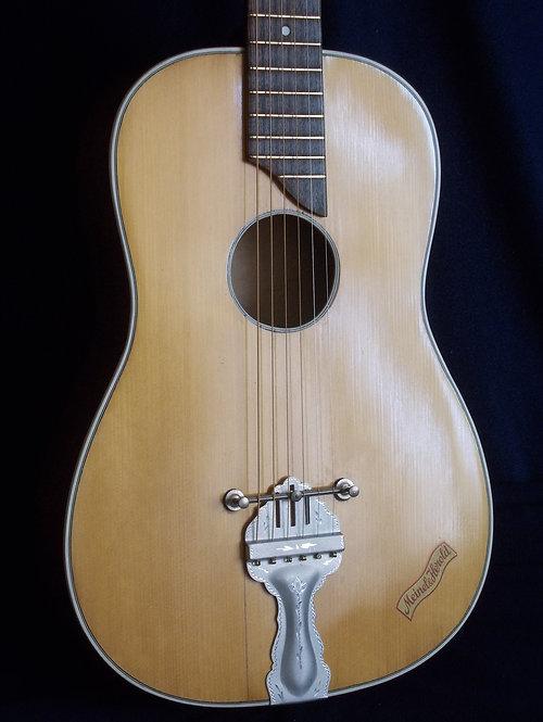 """Guitarra Hawaiana """"Meinel & Herold"""" (1930)"""