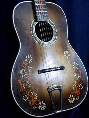 Guitarras Harmony.
