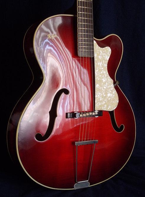 Hofner 455 model 1962