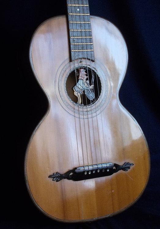 Guitarra de salón (1930)