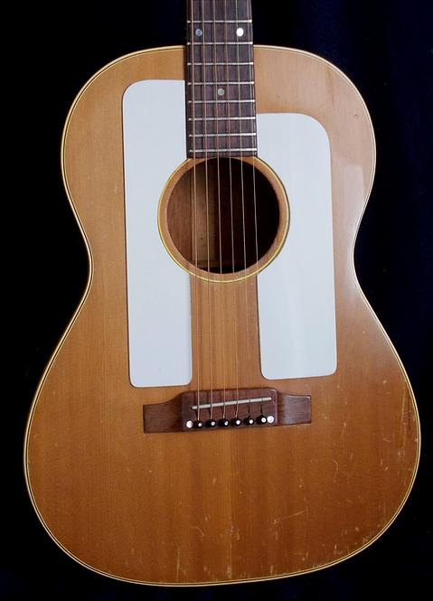 """Gibson F-25 """"Folksinger"""" 1964"""