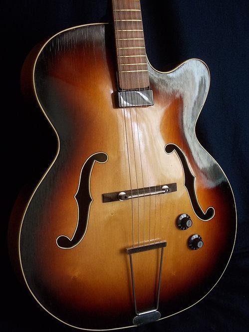 """Archtop """"Huettl"""" (1956-58)"""