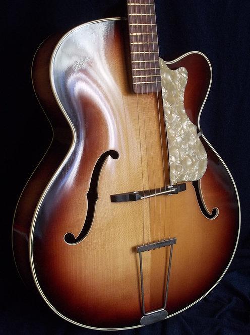 Hofner 455 model (23-7-1958)