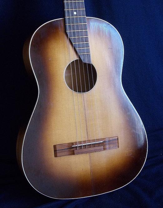 "Guitarra parlor ""Hopf"" (1960)"