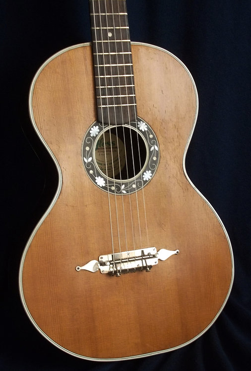"Guitarra Hawaiana 1920´s ""(Hess-Klingenthal)"