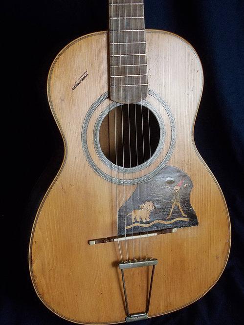 """Guitarra """"Catania-Sicilia"""""""