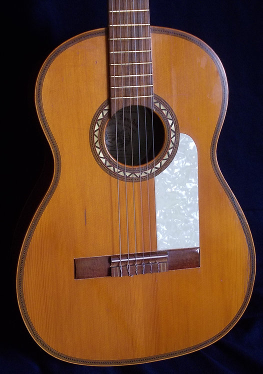 Guitarra Ricardo Sanchis (1950)