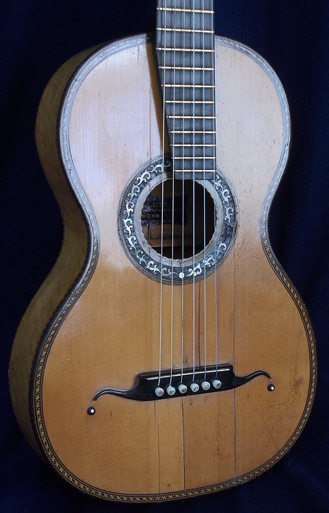 Guitarra de salón Josef Zabormann