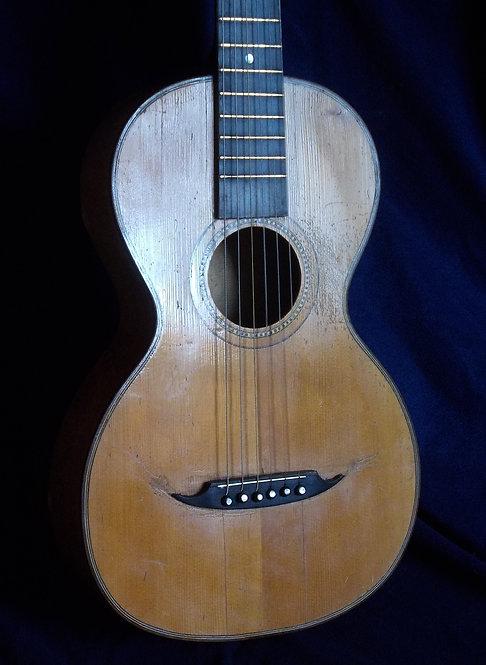Guitarra de salón 1910