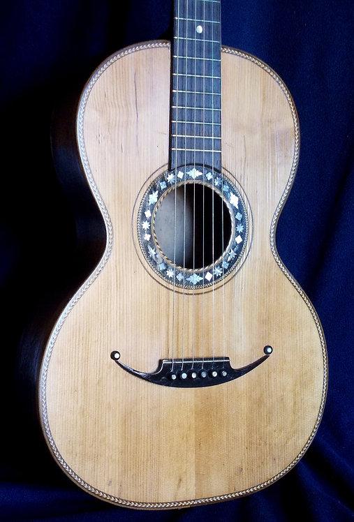 Guitarra Romantica 1890