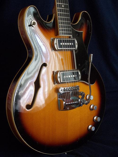 """Framus """"Caravelle"""" 5/117-52T (1968) w/c"""
