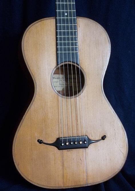 Guitarra de salon 1900
