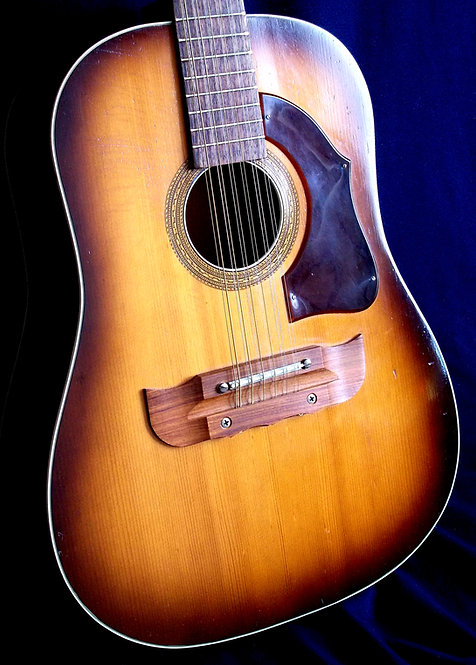 Guitarra Klira? 12 cuerdas